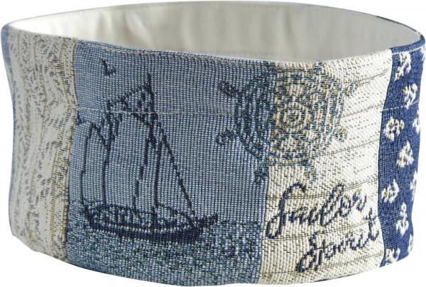 Sailor Patch-615 Basket 10x18cm Fb_40-216358_7-1