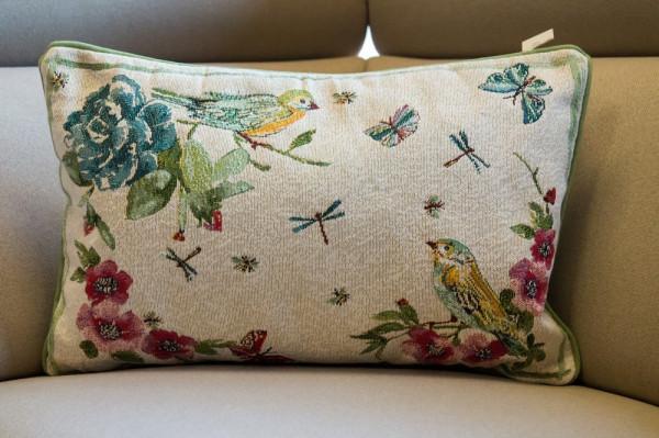 Romance Birds-648 Kissen gefüllt 32x48cm -216582_9-1