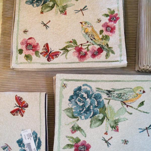 Romance Birds-648 Läufer 32x96cm Fb_40-216582_7-1